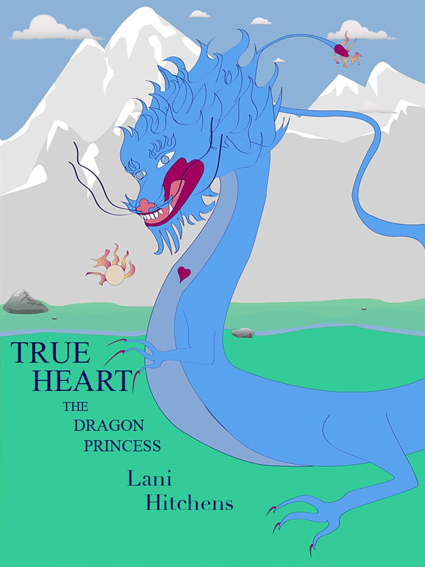 True Heart cover ebook